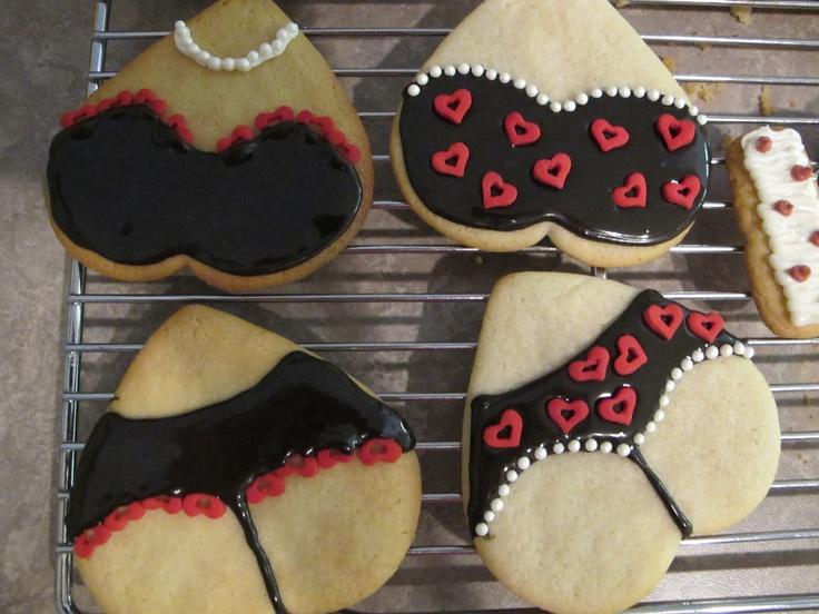 Bachlorette party cookies