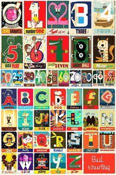 Alphabet/Numbers Double Sided - 750pc Jigsaw Puzzle by New York Puzzle Co.