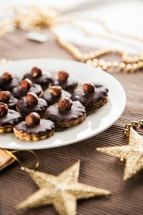 Dortíčky doladěné čokoládou a ořechem lahodí oku i jazyku; Jakub Jurdič