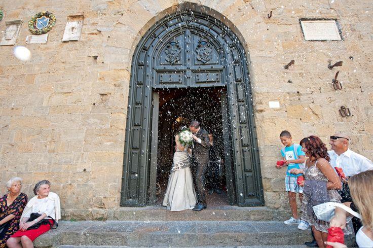 Silvia & Marco : Volterra Wedding Photographers