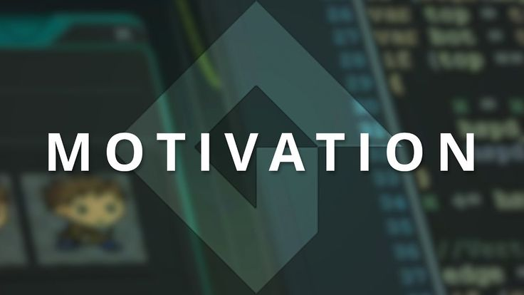 On Motivation by game creator Shaun Spalding