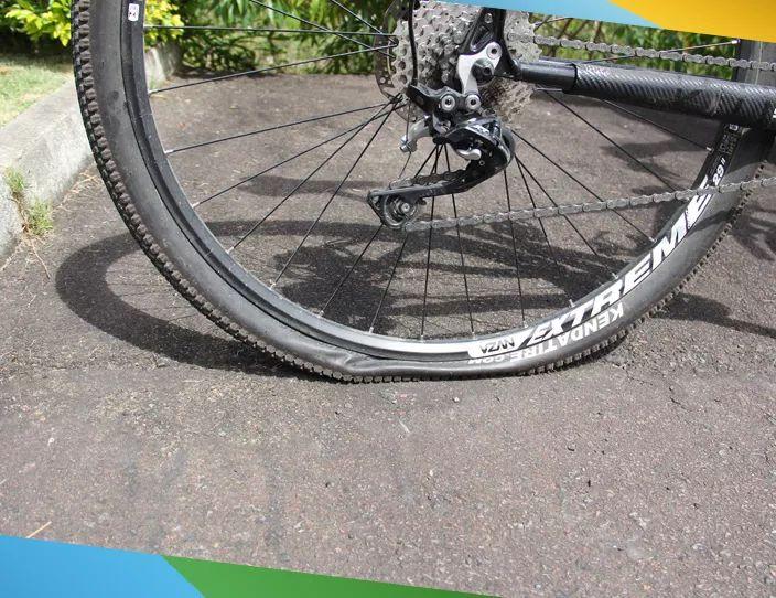 dicas para trocar o pneu furado da sua bike