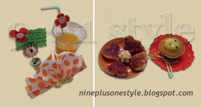 Una colazione romantica - A lovely breakfast