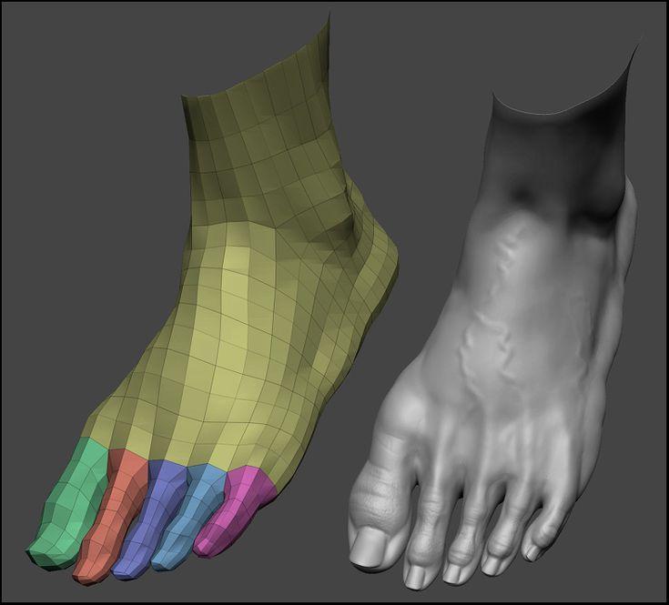 Selwy foot