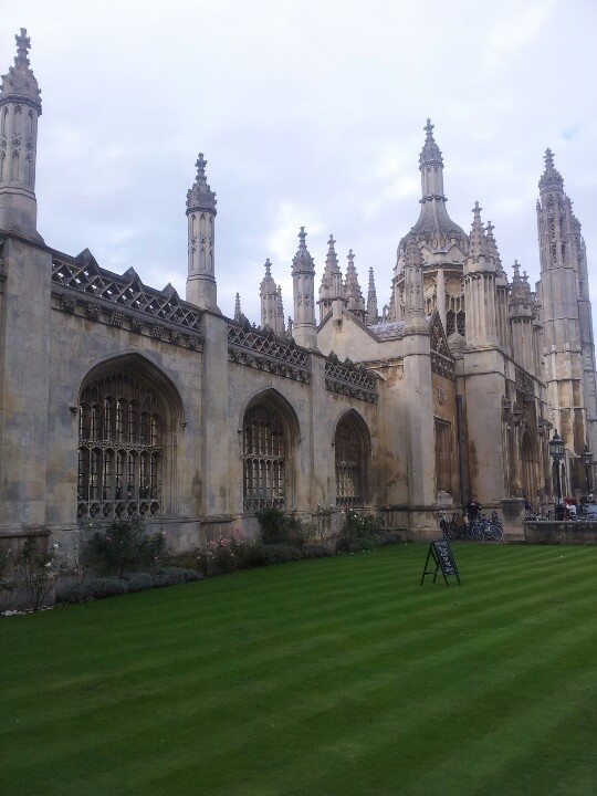 King's College Cambridge UK