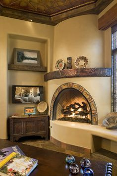 kiva fireplaces images - Google Search