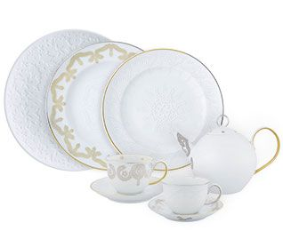 Charger Plate Biscuit Paseo | Vista Alegre