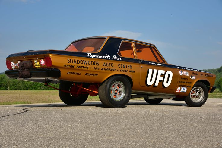 UFO Sighting: The 1967 NHRA C/XS Championship-Winning 1965 Plymouth A990 Belvedere I is Reborn - Hot Rod Network