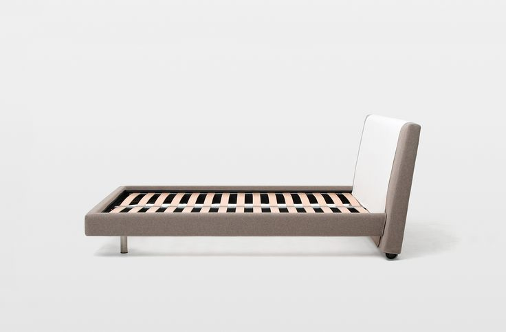 The Onto is an upholstered bed with a deceptively simple look, has many subtle elements considered into its construction and design. The sleek profile of the Onto features a tall, cushioned headboard that is angled for sitting up in bed. Recessed steel legs at the foot of the bed prevent toe stubbing and castors underneath the headboard allow for easy movement for cleaning or repositioning in the room.The most notable feature of the Onto is the sewn cover. By choosing any fabric or leather…