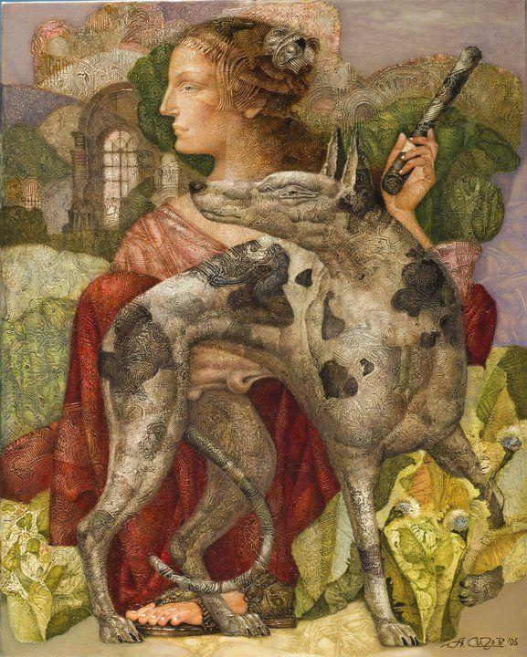 Alexander Sigov, 1955 ~ Surrealist painter | Tutt'Art@ | Pittura * Scultura * Poesia * Musica |