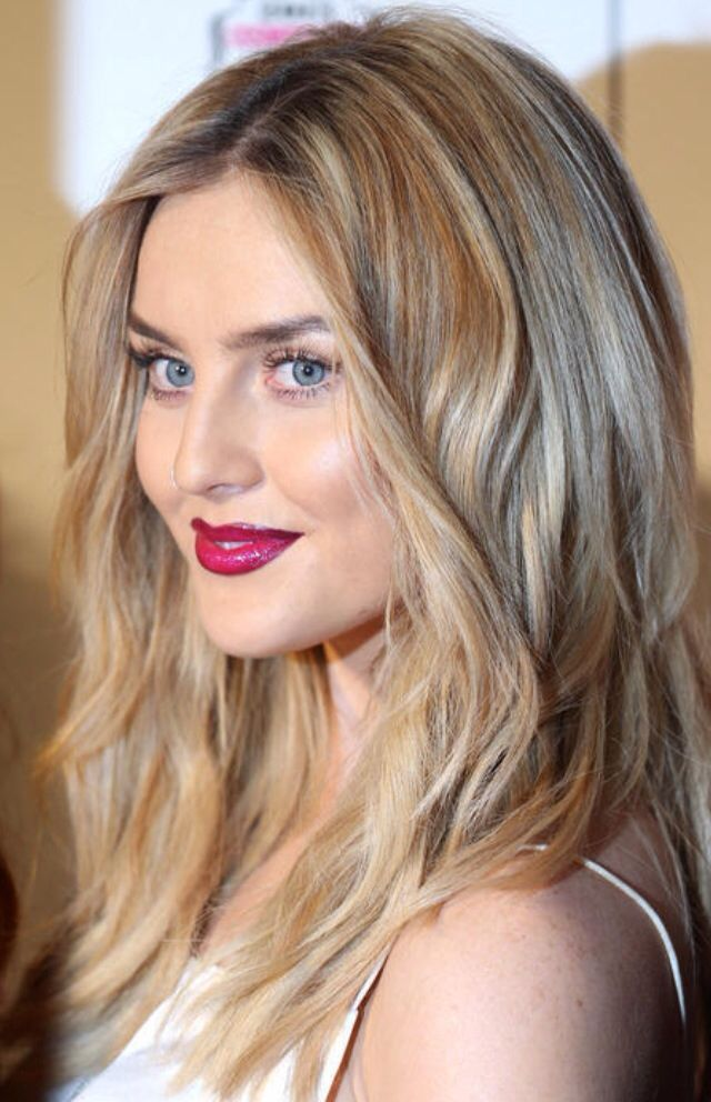 how to get perrie edwards hair