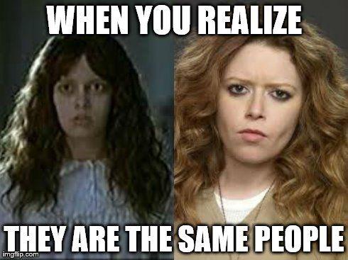 Scary Movie 2 Orange Is The New Black Orange Is The New Black Scary Movie 2 New Black