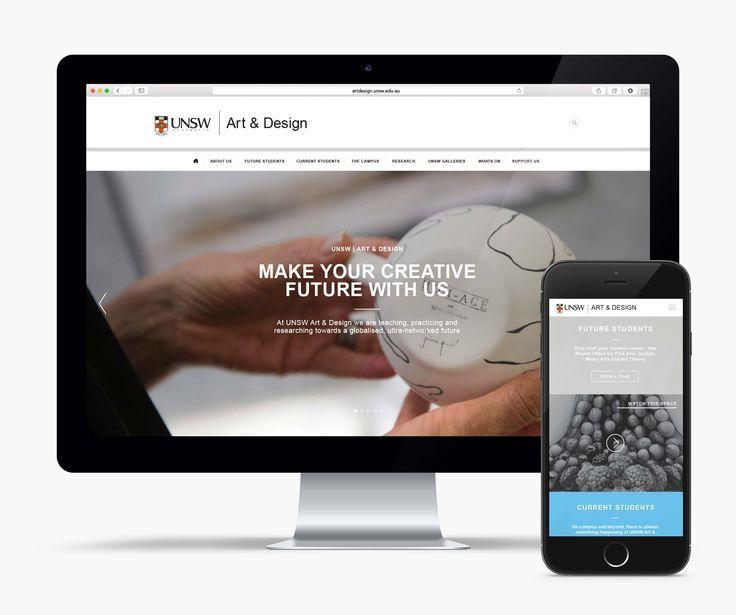 Made Somewhere - UNSW Art Design Desktop & Mobile