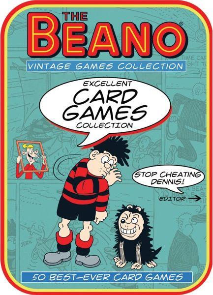 Beano Card Game