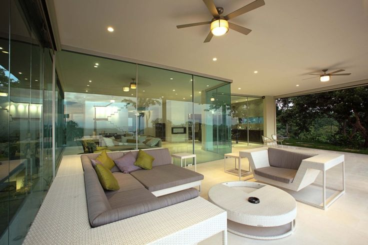 2 most beautiful houses in the world jungle villa, costa rica