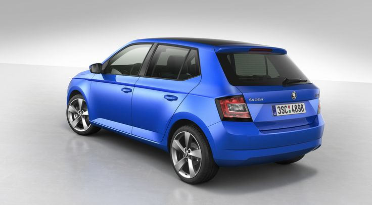 The new ŠKODA Fabia: practical and full of emotion: http://www.skoda-auto.com/en/models/new-fabia/
