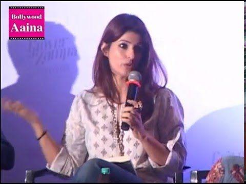 Twinkle Khanna, Naseeruddin Shah, Anindita Nayar, Ratna Pathak Shah The ...
