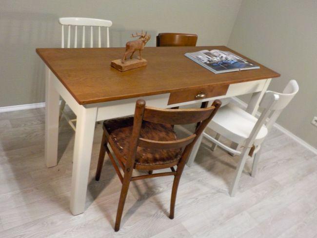 schmaler sofa tisch m belideen. Black Bedroom Furniture Sets. Home Design Ideas