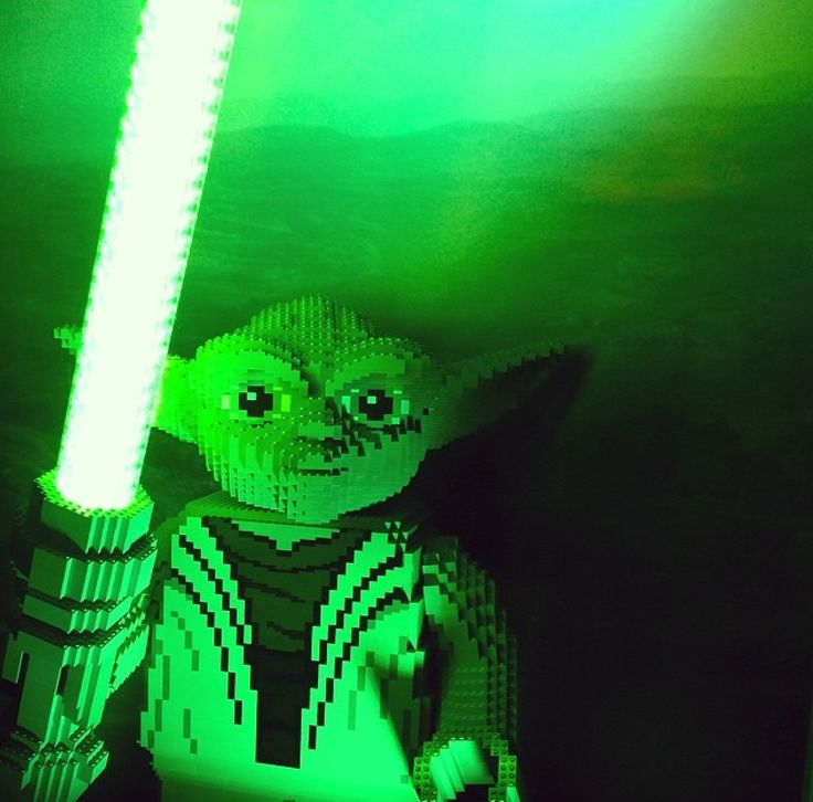 Star Wars VII The Force Awakens Countdown By Blondsaurus INSTAGRAM https://instagram.com/theblondsaurus/ 323 #yoda #masteryoda #lego #legoyoda #legostarwars #legolandwindsor #legoland #starwars #jedi