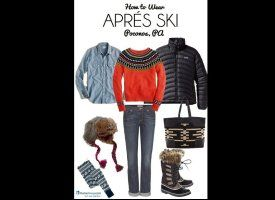 HomeAway: What to Wear for Any Ski Vacation...lots of good outfits!