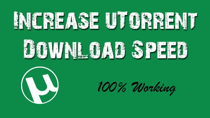 UTorrent being one of the best downloaders that helps you to download large files on your PC and also the best part of uTorrent is its simple UI. Today we are here with the cool method that will help you to increase utorrent download speed and that up to double of its original speed. For this...