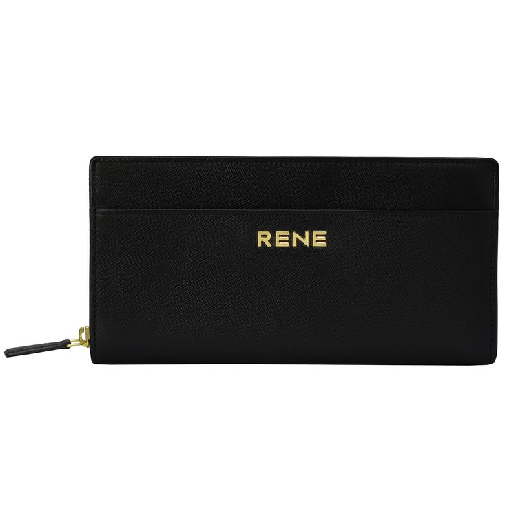 Keeping your monetary and identity essentials safe and organised just became smarter and easier with this Brown/Black coloured women's wallet from RENE. Even the 100% Genuine Leather make of this wallet further adds to its appeal by ensuring longevity and easy maintenance. A genuine leather product of great finish, which is the perfect blend of …