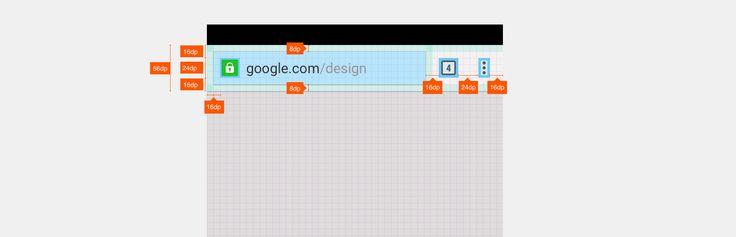 Redesigning Chrome Android. Part 2 of 2 — Google Design — Medium