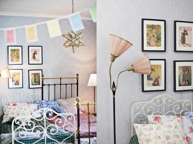 Vintage Lamps, Pastel Cerveza Tennis, Kids Room, Interiors Design, Niinan Kotona, Kid Rooms, Sweets Dreams, Pastel Colors, Sweet Dreams
