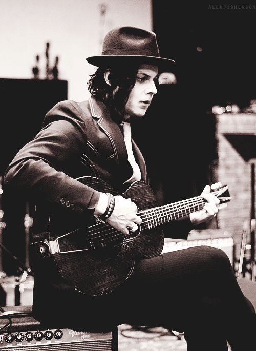 Jack White - White Stripes, Raconteurs, Dead Weather and solo - a true rock star of my generation.
