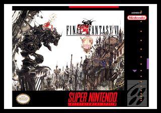 Emularoms: Final Fantasy VI (Br) [ SNES ]