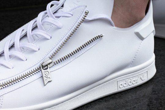 """adidas Stan Smith Y-3 """"White"""""""