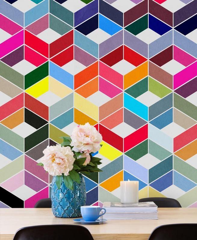 Myriad as Wallpaper