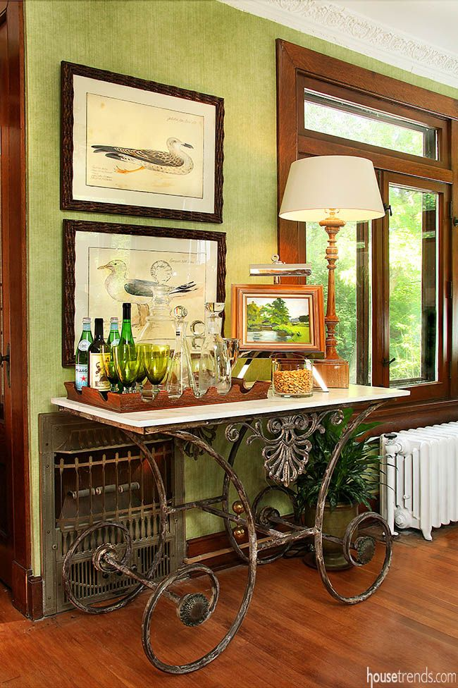 Unique Home Bar Ideas Give A Nod To History