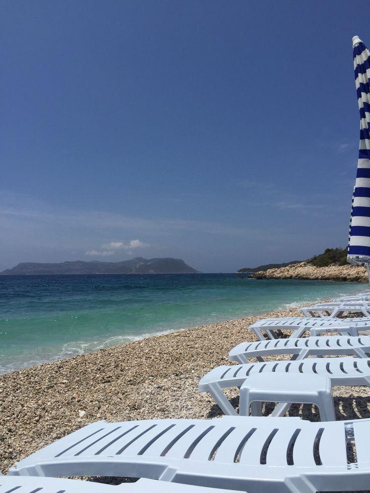 Kas beach
