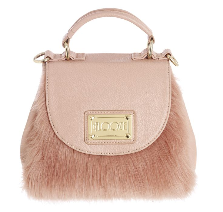 FrostFrench Faux Fur Satchel, £39, Debenhams http://www.debenhams.com/