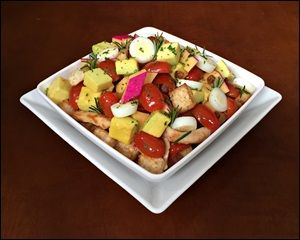 Salada Cobb