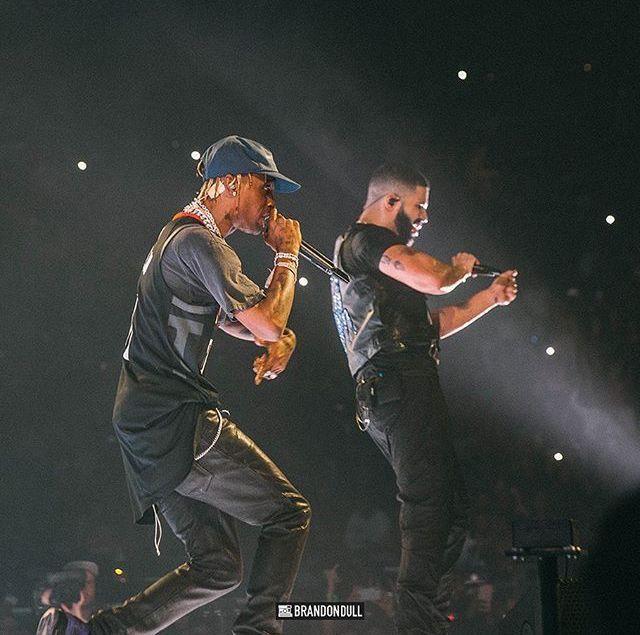 Pin By Samuel Joyner On Yo Travis Scott Wallpapers Aubrey Drake Rap Concert
