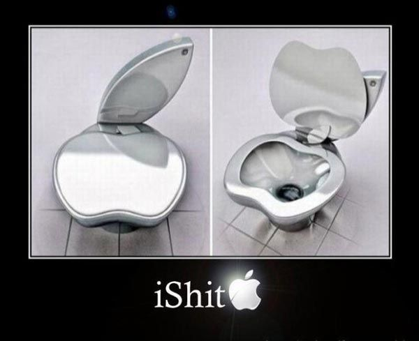 For all the Apple fanboys out there.