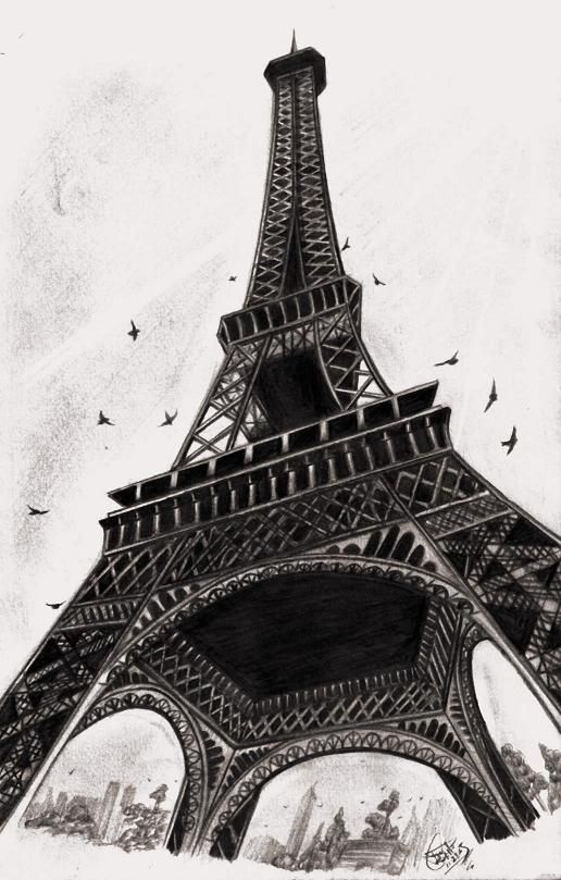 Эйфелева башня – 48 фотографий