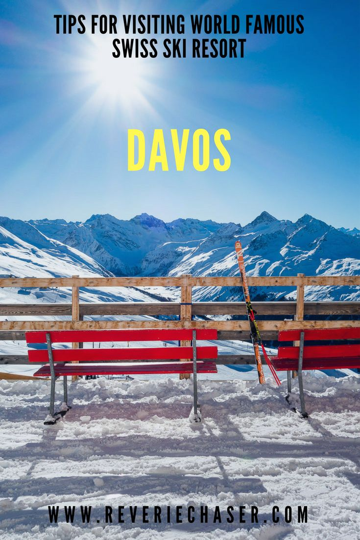 Read this blog post to find out everything you need to know about Davos, famous Alpine ski resort in Switzerland