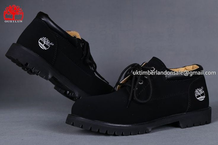 Timberland Chukka Boots For Men Waterproof Casual Shoes Black $80.00