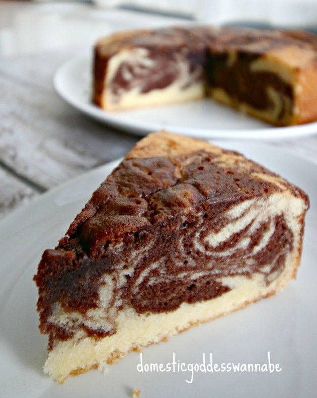 Best marble butter cake