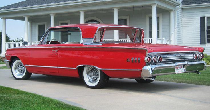 1963 Mercury Montery S-55