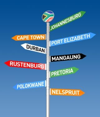 Around the World in a Book Club - South Africa