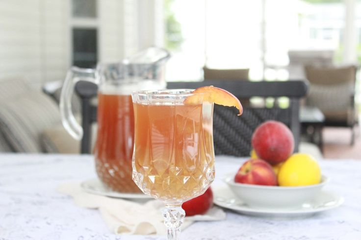 Summer Sippin' and a Cookbook Giveaway Winner (Recipe: Ginger Peach Sweet Ice Tea)Sweets Icetea, Southern Food, Gingers Peaches, Teas Steep, Brew Teas, Sweets Teas, Teas 022, Ice Teas, Peaches Sweets