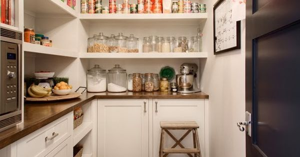 veranda interiors: Our Home {Mud Room & Pantry} | For the Home | Pinterest | Open shelving, Cabinets and Walk in