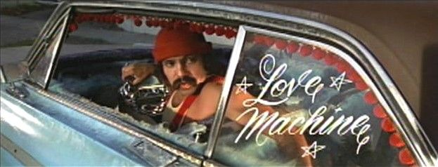 Love Machine With Cheech Celebritiez Riding