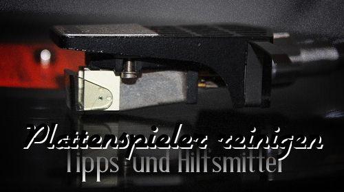 Entstauben und die Nadel reinigen. In unserem neuen Post geht es darum, den Plattenspieler zu reinigen http://www.plattenspieler-guru.de/plattenspieler-reinigen-ein-kleiner-hilfsmittel-ueberblick/