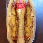 サンドイッチハウス メルヘン - 料理写真:バナナショコラ