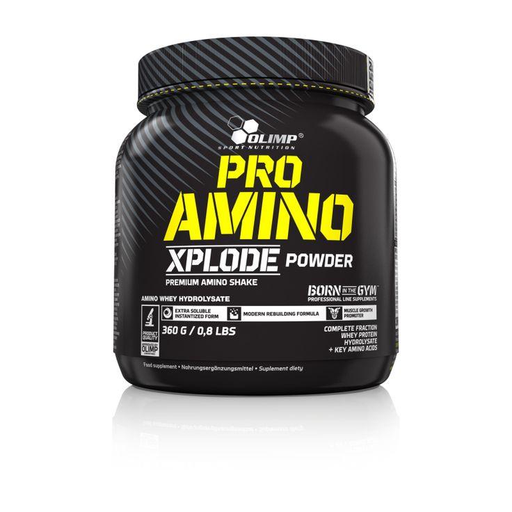 Pro Amino Xplode Powder (360g)